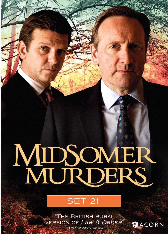 Inspecteur Barnaby / Midsomer Murders <br>► Saisons 15 16 17 19 20