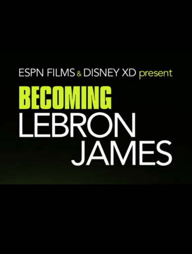Becoming: LeBron James
