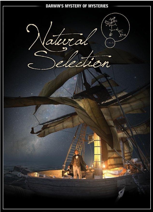 Natural Selection: Darwin's Mystery of Mysteries <br> Sélection naturelle