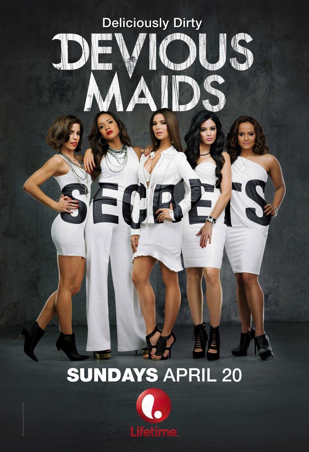 Devious Maids ► Saisons 1 2 3 4