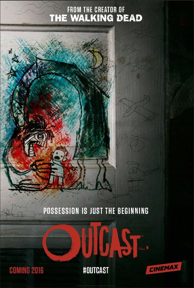 Outcast ► Saisons 1 2