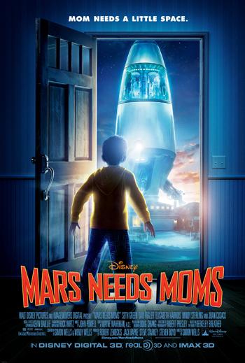 Milo sur Mars<br>Mars Needs Moms