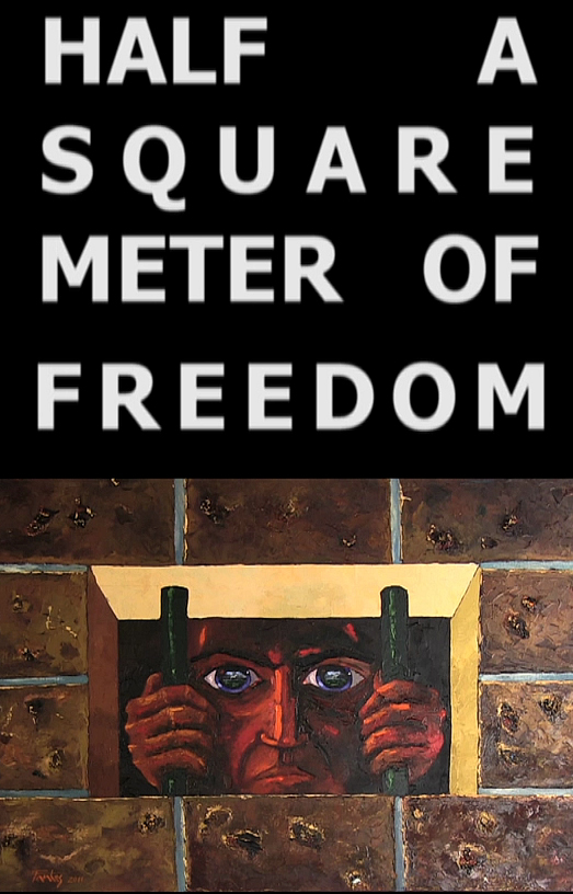 Un demi-mètre carré de liberté <br>Inga Lavole-Khavkina, 2018