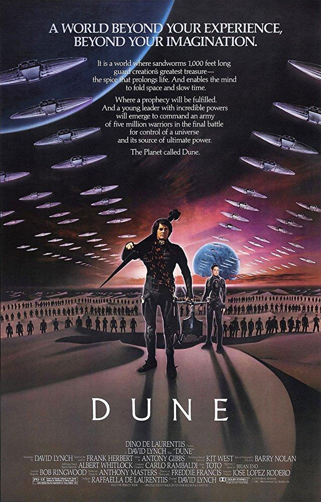 Dune <br>(rajouts version longue)