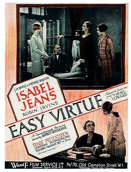 Easy Virtue / Le Passé ne meurt pas