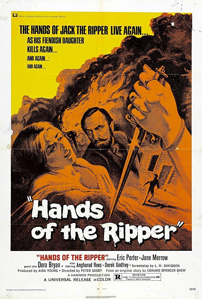 Hands of The Ripper <br>La Fille de Jack l'éventreur