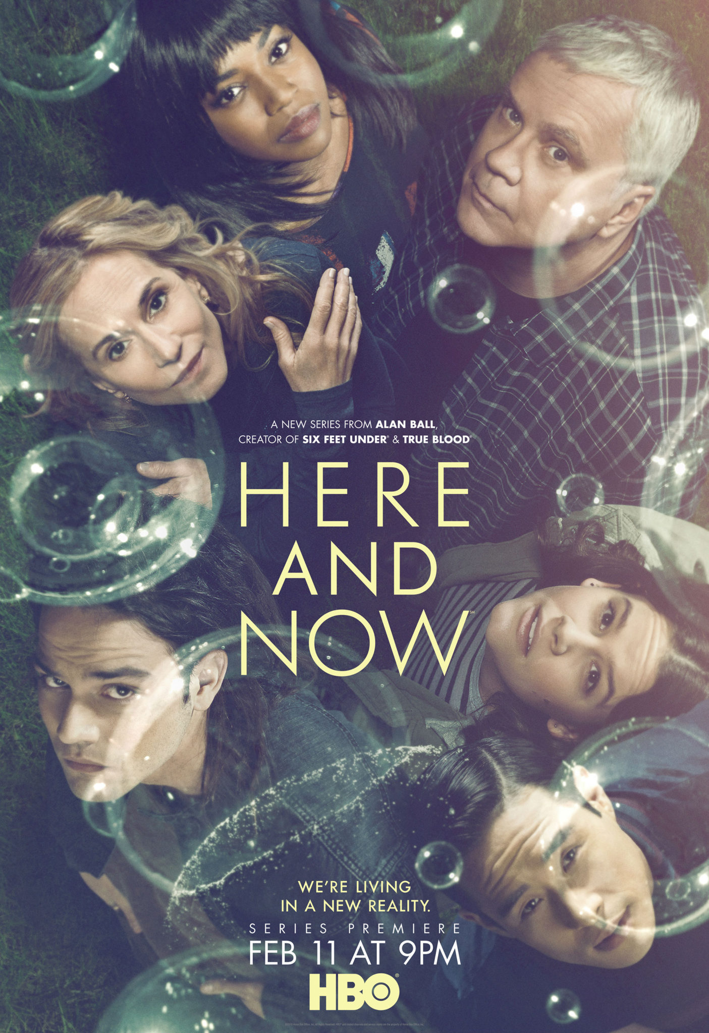 Here and Now ► Saison 1