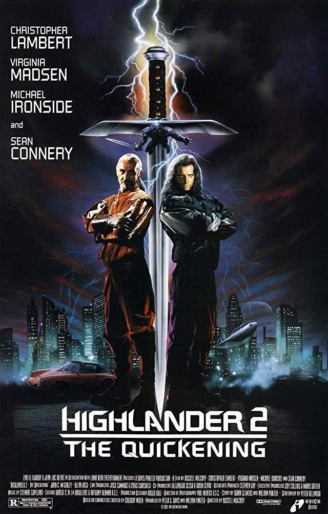Highlander II: The Quickening <br>Highlander, le retour