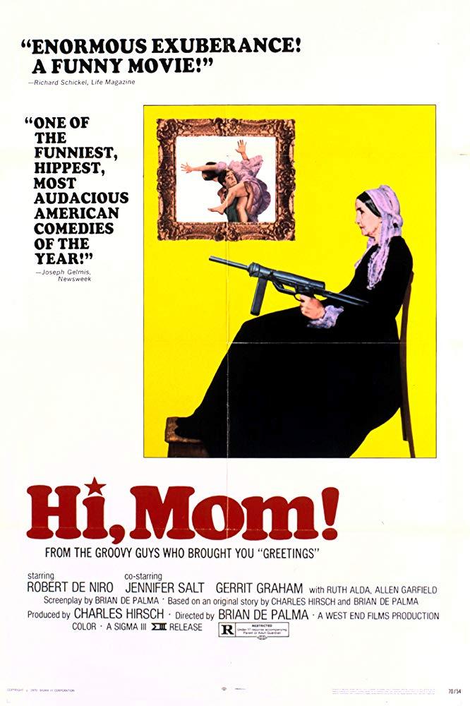 Hi, Mom!