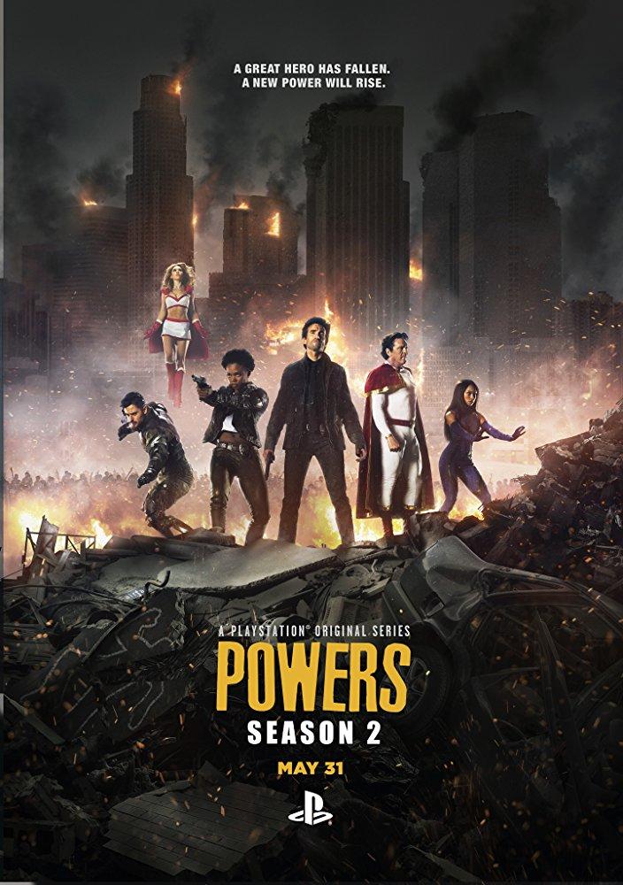 Powers ► Saisons 1 2