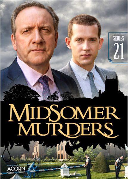 Midsomer Murders - Inspecteur Barnaby ► Saisons 15 16 17 19 20